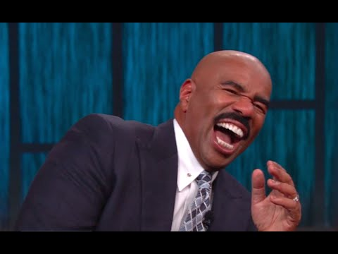 Download This was the best segment ever!    STEVE HARVEY
