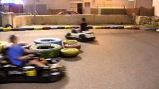 More Go-Karting  in Cala Bona majorca