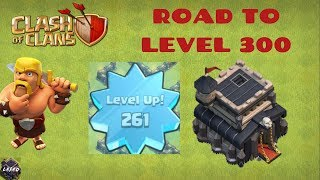 Pushing to LEVEL 300 in clash of clans / req n leave clan / PIDE Y VETE | Clash of clans cheat
