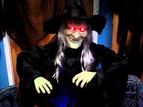 Cauldron Halloween Prop