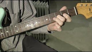 Caterpillar Crawl - Surf Guitar Lesson