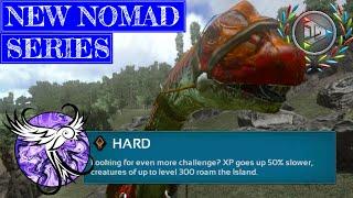 PREPPING FOR OUR NOMAD LIFESTYLE | Nomadic Survival Episode 0 | ARK Survival Evolved Mobile