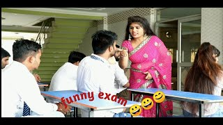 Types of exam # ||कॉमेडी #class#बालक उत मैडम कसूत पार्ट 3 || #rockharyana#puspa sharma #sangeet