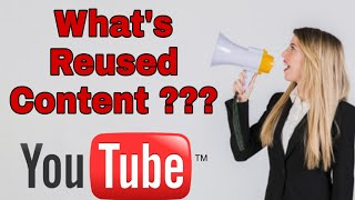 Reused Content in Youtube | What is Reused Content | How to Solve the Problem | Explore Qata