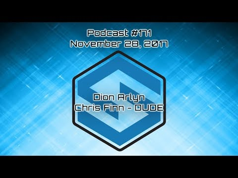 Dion Arlyn and Chris Finn of DUDE - Podcast #171