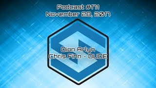Dion Arlyn and Chris Finn of DUDE - Podcast #171 thumbnail