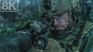 The Final Assault (Georgia Chemical Plant Sabotage) Call Of Duty Modern Warfare 2019 - 8K RTX