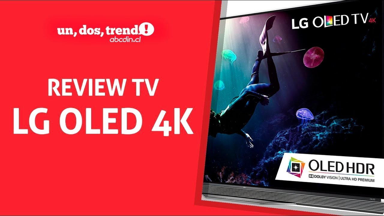 lg oled tv 4k la mejor tele youtube. Black Bedroom Furniture Sets. Home Design Ideas