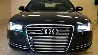 Audi A8 Sport Supercharged 3.0T Quattro Real World Review