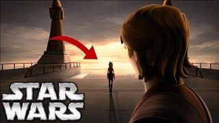 ¿Qué Pensó ANAKIN Cuando AHSOKA ABANDONÓ a los Jedi? - Star Wars Explicado thumbnail