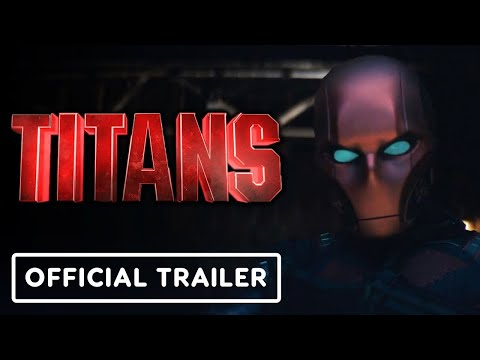 Titans: Season 3 - Official Teaser Trailer (2021) Brenton Thwaites, Vincent Kartheiser