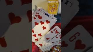 Узнать на 100% любит / не любит. Простое гадание на игральных картах, которое может сделать каждый.