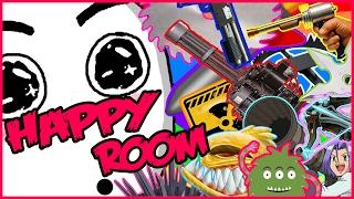 HAPPY ROOM | JUGUETES NUEVOS ! | GO8