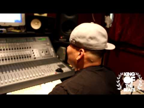 KING OF THE BEATS PRESENTS - STREET ORCHESTRA & CUBAN LINK IN THE STUDIO