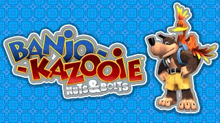 Banjo-Kazooie: Nuts & Bolts Review - Awful Sequel, Decent Game