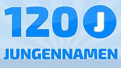 120 beliebte und schöne Jungennamen mit [J]   ❤ ❤ ❤