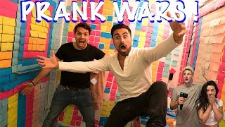 50,000 STICKY NOTES PRANK ON MARK DOHNER !!!