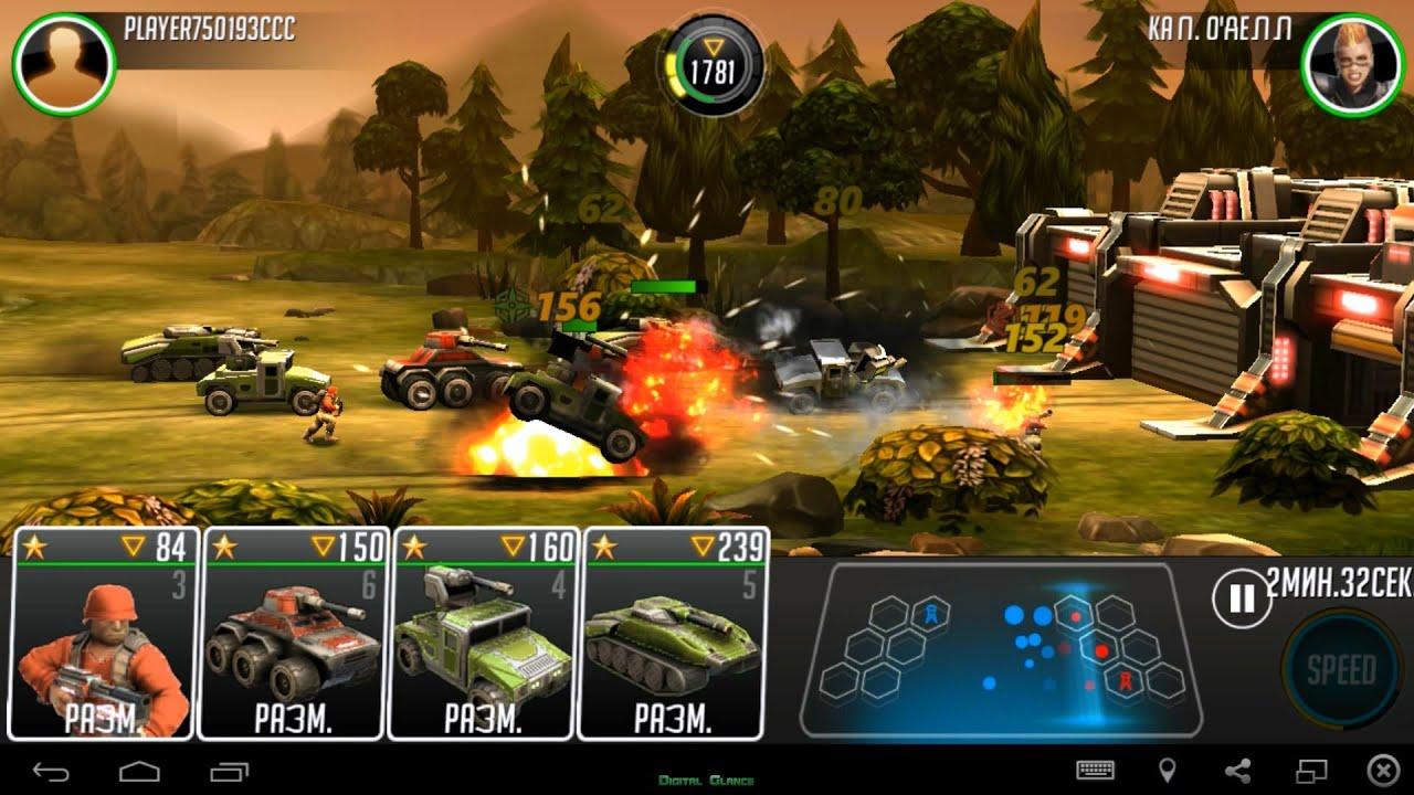 league of war mercenaries gameplay android youtube