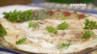 Готовим янтых (чебурек, жаренный без масла) | Кулинарная академия