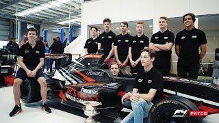 Tour of Castrol Toyota Racing Series Workshop