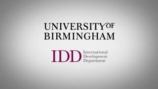 Distance Learning - International Development Department