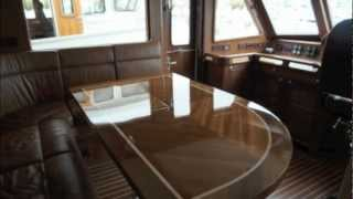 Outer Reef 70 from Motor Boat & Yachting
