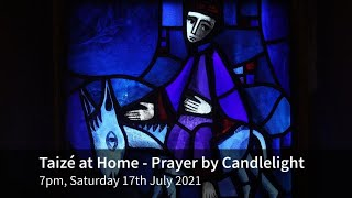 Taize at Home - Prayer by Candlelight