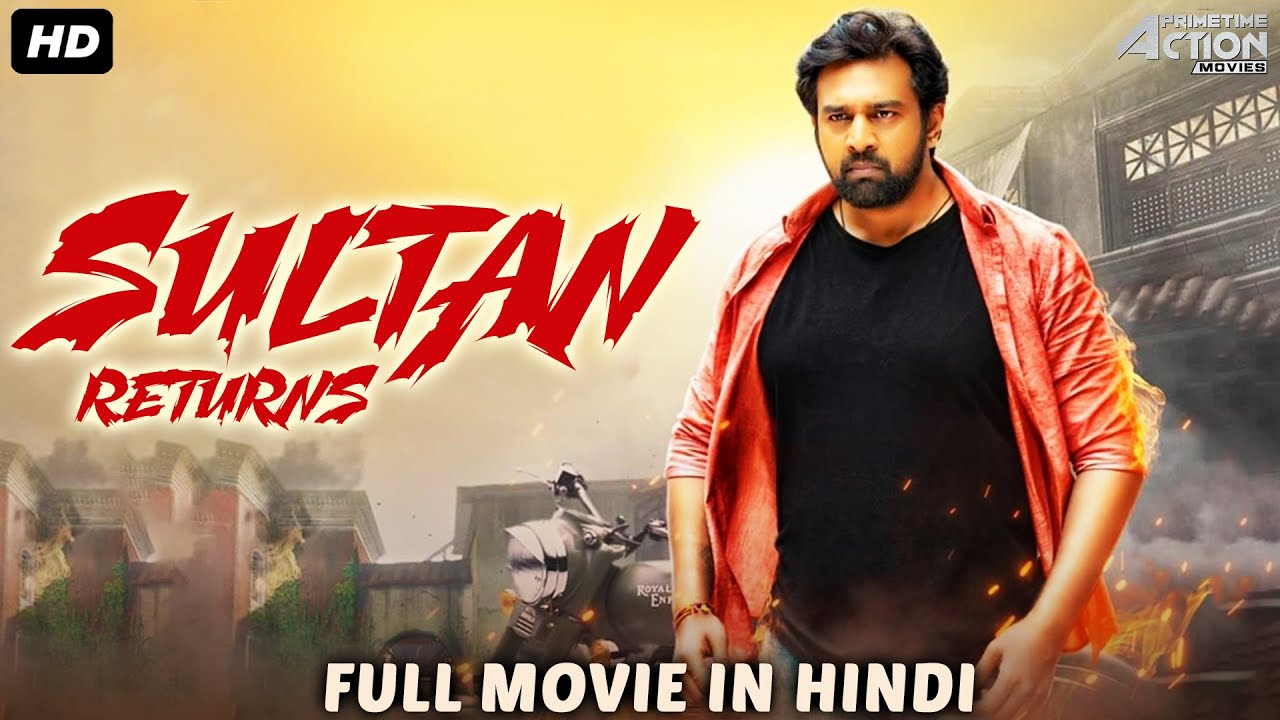 Download SULTAN RETURNS Hindi Dubbed Full Action Romantic Movie   South Movie   South Indian Movies In Hindi