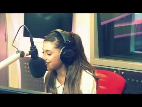 Ariana Grande rapping Big Sean
