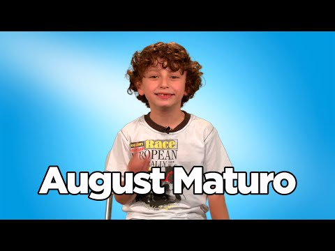 August Maturo's, Girl Meets World Family!