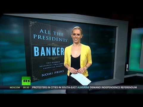[97] Big Banks and Political Power with Nomi Prins and Anthony Randazzo