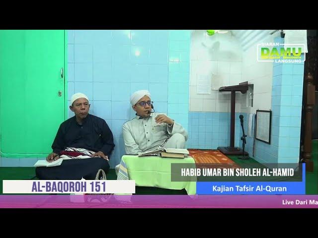 Kajian Tafsir Jalalain 2020-08-22 - Al-Baqoroh 151