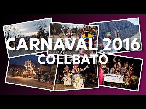 Carnaval 2016 a Collbató