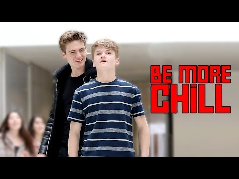 BE MORE CHILL   Cover by Spirit Young Performers Company