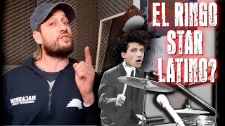 Baterista Reacciona Ep. 5 - Soda Stereo: Charly Alberti  Drummer Reacts