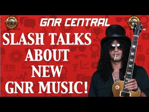 Guns N' Roses News: Slash Talks About New Guns N' Roses Music