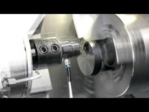 Выглаживание детали пята погружного насоса Инструмент Sensor-tool