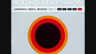 sound dimension-bitter blood