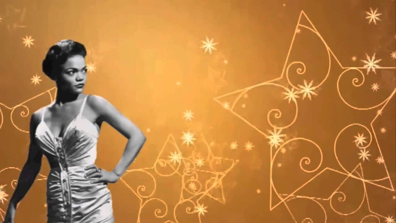 Santa Baby - Eartha Kitt with Lyrics - YouTube