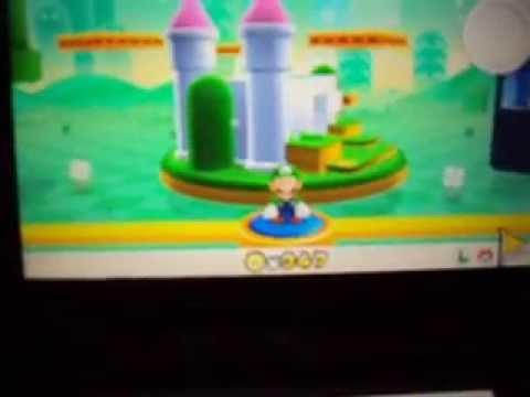 Super Mario 3D Land  TRUCO n.n