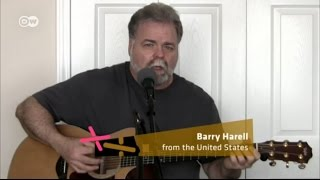 Barry Harrell's Major Tom Cover On Popxport's Quiz Of The Week
