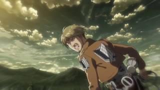 Второй русский трейлер 2 сезона Атака Титанов | Shingeki no Kyojin | Attack on Titan (2017)