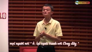 Bài phát biểu của JackMa trước sinh viên Stanford 2011 ( VietSub by thegioimarketing.vn)