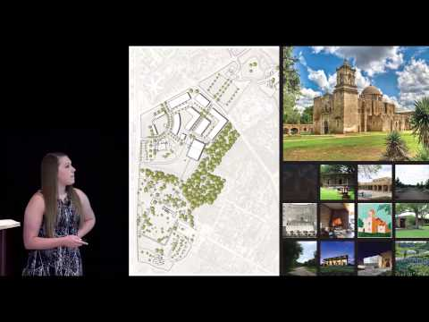 Julie Wright's presentation - Winner Celebration of Execellence - Texas A&M College of Architecture