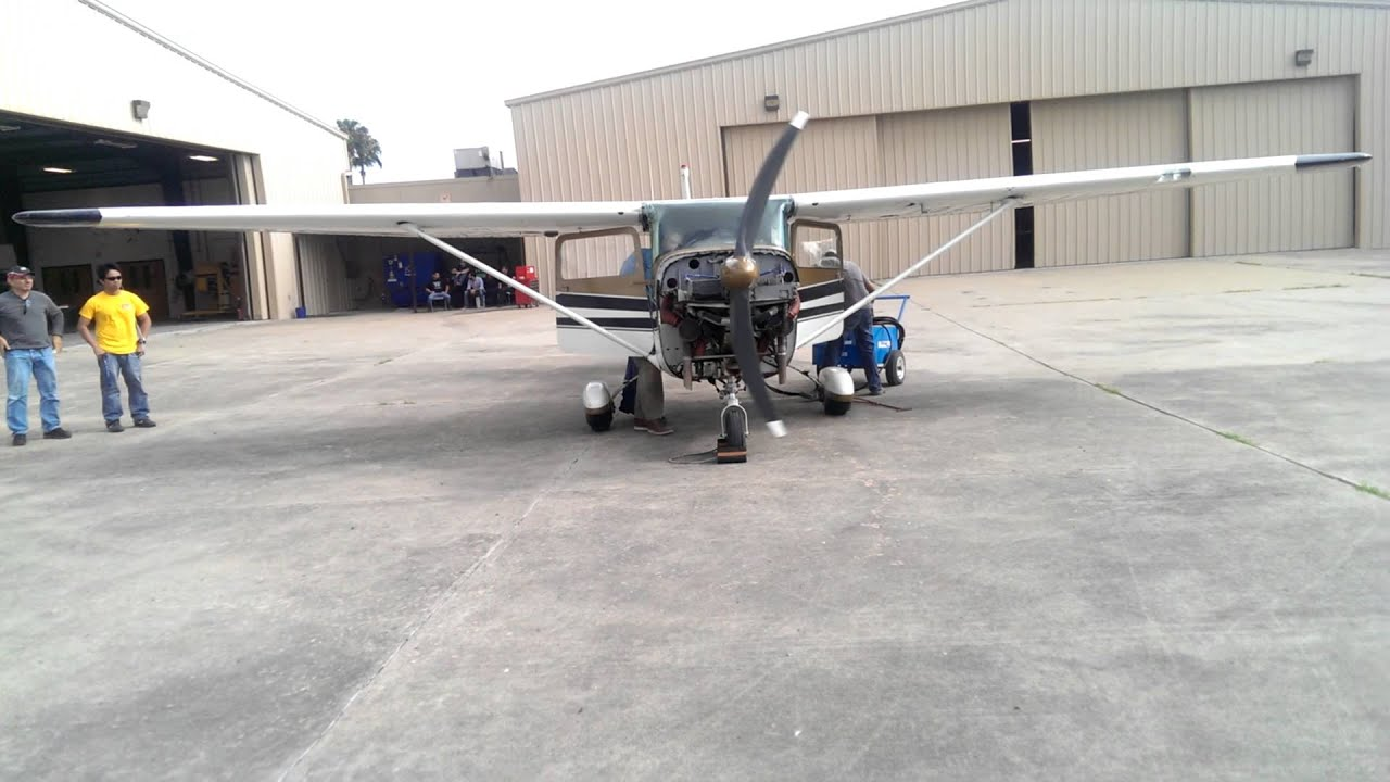 Running a Cessna 175 (After 10 Years)