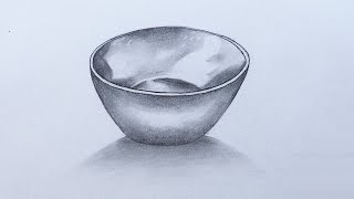How to Sketch a Bowl