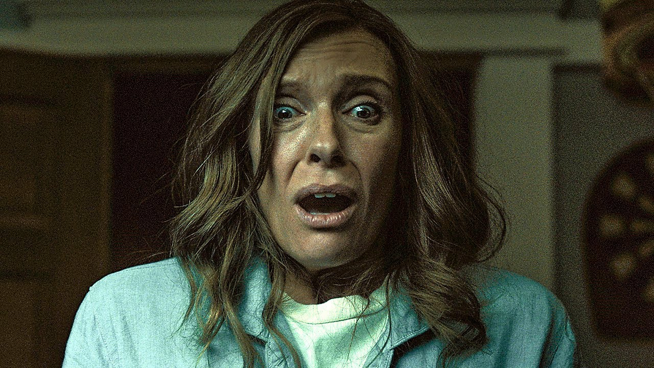 """""""Hereditary"""" review by Justin Chang"""