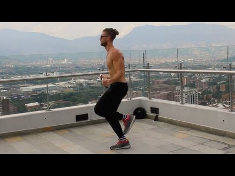 HIIT Jump Rope Workout (W4D2)