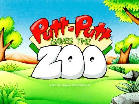 Putt-Putt Saves the Zoo Walkthrough