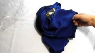 видео Ткань дайвинг: состав, свойства и применение материала